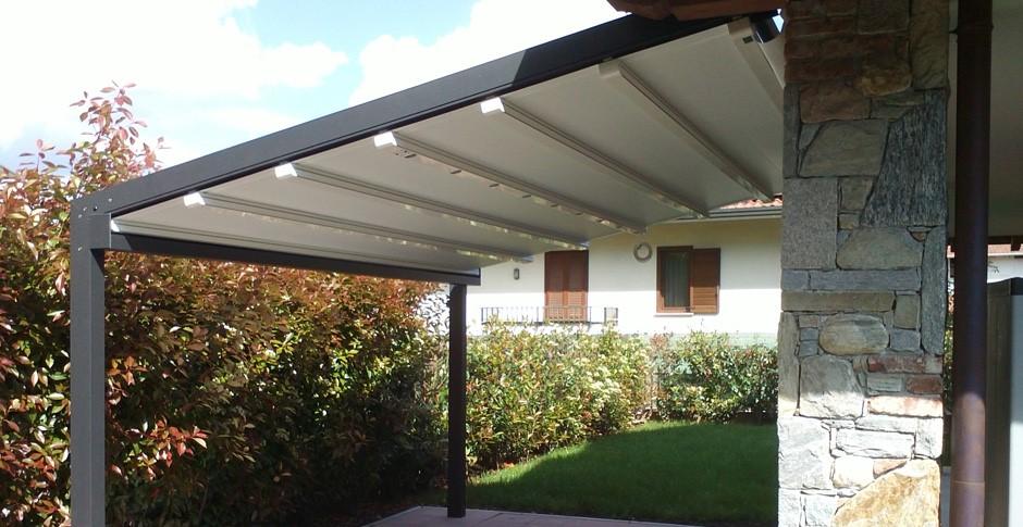 pergols gennius a2 linear structure aluminium pour grandes terrasses. Black Bedroom Furniture Sets. Home Design Ideas