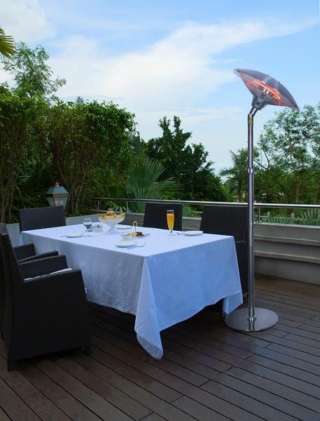 chauffage d 39 ext rieur pise favex 8522075 e vente et installation de parasols. Black Bedroom Furniture Sets. Home Design Ideas