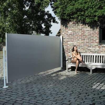 brise vue r tractable windblocker. Black Bedroom Furniture Sets. Home Design Ideas