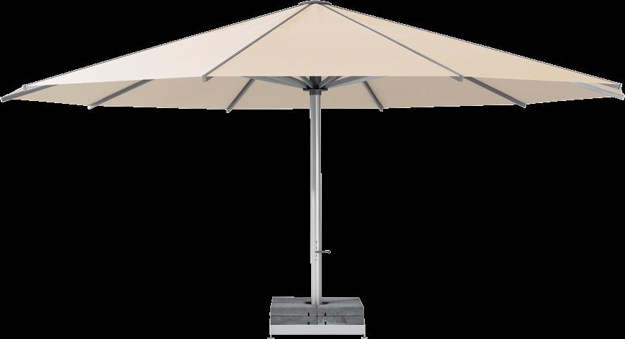 parasol g ant professionnel palazzo royal. Black Bedroom Furniture Sets. Home Design Ideas