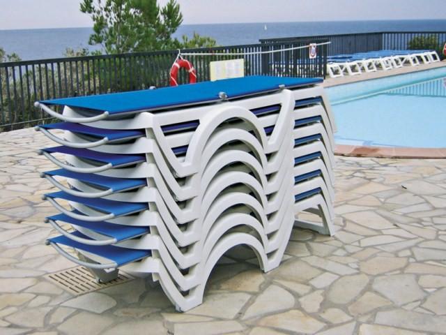 bain de soleil jamaica beach toile tendue. Black Bedroom Furniture Sets. Home Design Ideas