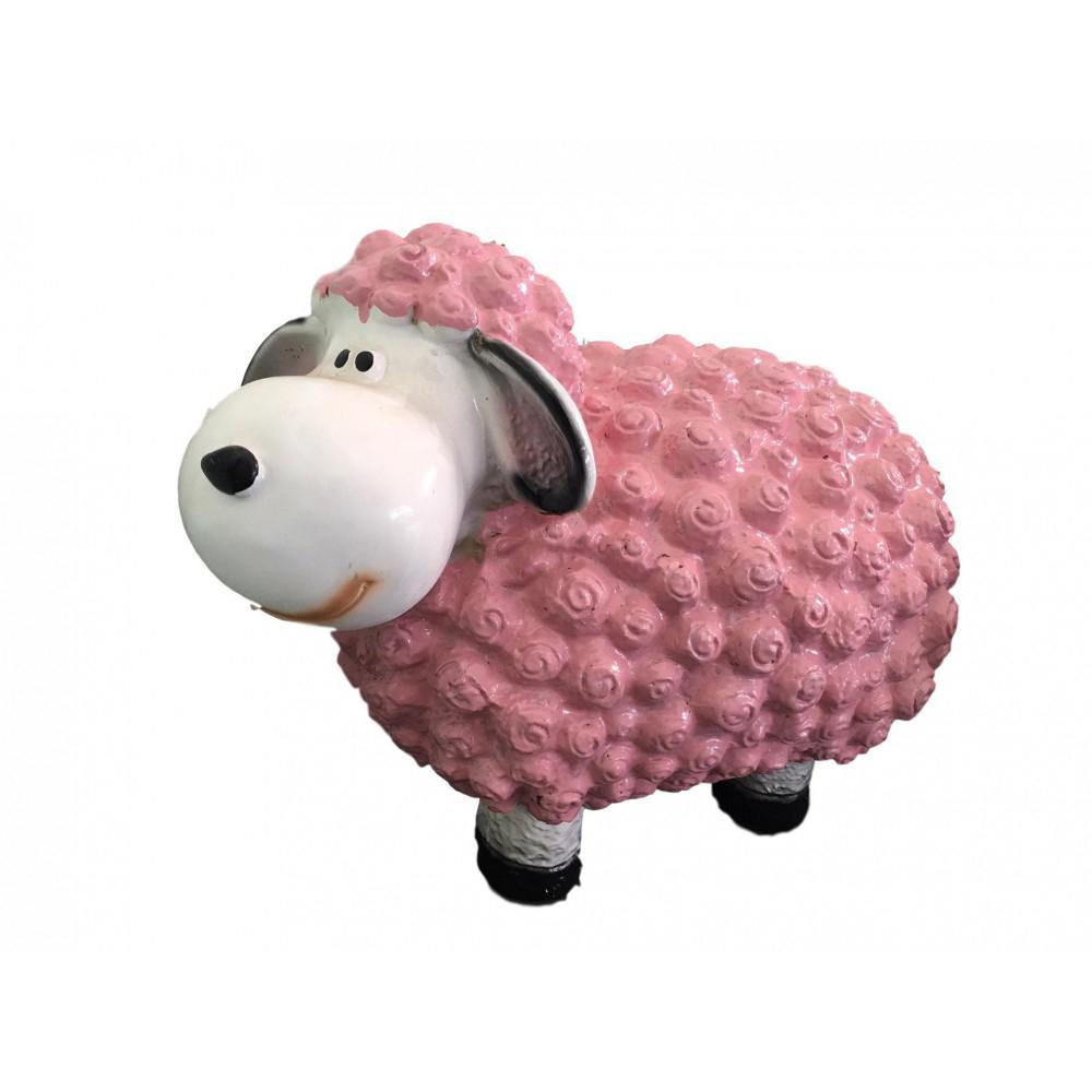 Mouton dessin anim sculpture en r sine 60 cm mou033 - Mouton dessin anime ...